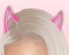 Pink Neon Horns