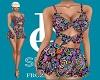 FC Fluo dress