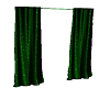Green Poison Ivy Curtain