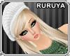 [R] Winter Hat *WHITE*