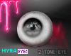 Two Tone Eye\\ Grey