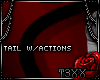 TX | Meow Tail w/Actions