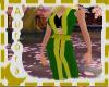 Terra Green Robe