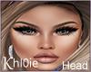 K Khloie head any skin