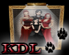 (KDL) Antique Frame