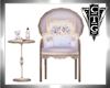 CTG NURSERY CHAIR/TABLE