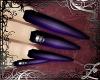 ~Z~Vampire-Nails~Purple~