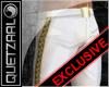 [8Q] Royal Gold Pants