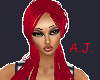 red passion hair *AJ*