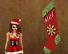 """stocking """"Mel"""""""