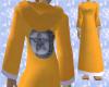 *P*F-Yellow PentacleRobe