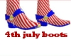 4th july boots