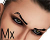 !Mx! Male Eyebrows