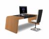Starfleet computer desk