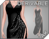 ~AK~ Celebrity Slit Gown