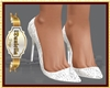 D★ Heels White