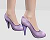Elsa's Purple shoes