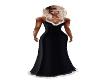 Black Snow Dress