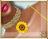 Nr! Chokers Sunflower