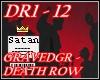 GRAVEDGR - DEATH ROW