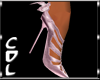 CdL Diva Pumps [Pink]