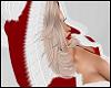 Christmas Fur Hood