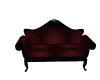 Red Victorian Couch