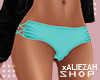 Neon Blue Shorties