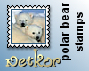 Polar Bear Stamp 3