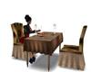 !E! table  animation