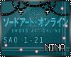 -N- Sword Art Online