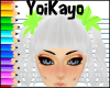 YK| Ice + Green Lily