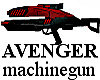 Avenger Machinegun