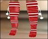 Red Christmas Socks