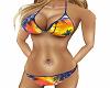 Tropical Bikini Sunset