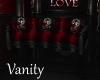 Vampire Love Couch