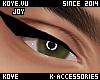 |< Joy! CAT Eyeliner!