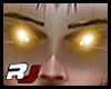 Futurist eyes halo gold