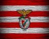 S.L. Benfica Wooden Art