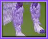 Lavender Limb Fur