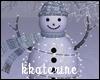 [kk] Let It Snow Snowman