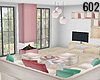 Pastel Living Room 602