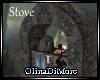 (OD) Medieval stove