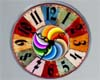 [JD] Real Rainbow Clock