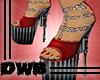 Red/Black Revolver heels