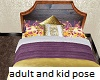 Family Home Bed w/ 40%