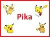 pIKA'S SIGN
