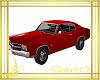 coche rojo acciones