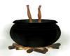 Magic Black Cauldren