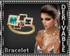 Multi-Gem Bracelet (Lft)